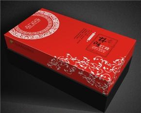 林湖红芽-瓷罐装包装